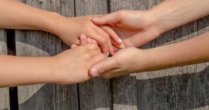 Massaggio Amico nelle scuole Sandra Salmaso